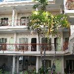 Balita Hotel from Pool
