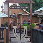 Rancho Viejo patio