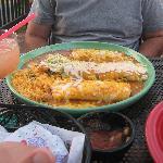 Enchiladas Entree