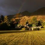 Grasmere Lodge Homestead Sunrise