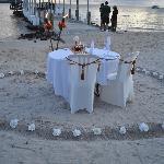 Notre candeligt diner!!! so awesome