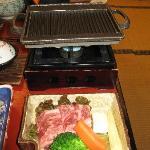追加の牛ステーキ