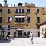 Hotel Ala, Venice, Italy