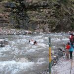 River crossing