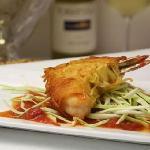 wrapped shrimp - yummy