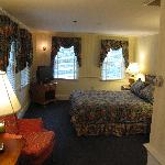 Our room at the Chatham Wayside Inn