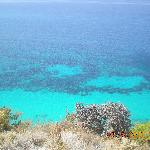 The colours of the Ionian See