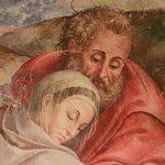 Giuseppe accetta la Madonna (dipinto di Dono Doni)