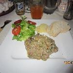filetto al tartufo e porcini