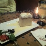Tres Leches!!!  so good...