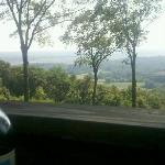 View from Montelle Winery
