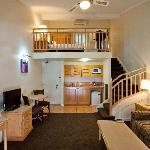 Loft Spa Suite