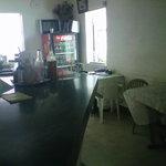 Inside of Kim's
