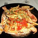 My seafood dish