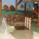 Indoor Kiddie Pool - best I've ever seen!