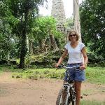near angkor tom