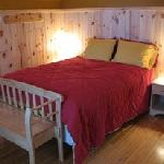 ...the Amber Room (sleeps 5 persons)