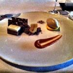 Banana Chocolate Desert