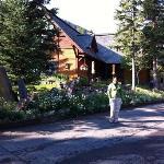 Buffalo restaurant in Banff