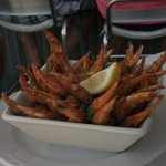 Deep Fried BlueCrab Claws