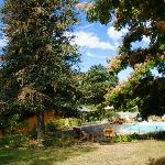 Rustridge B&B and outdoor pool