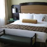 Habitación estándar con cama queen size