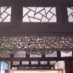 indoor architectural detail