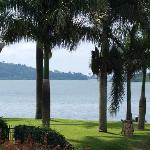 Lakeside lawns