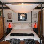 The elegant room