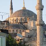 Istanbul-4-Hotel-Dersaadet-vue-Mosq-Bleue