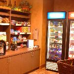 Need a snack?  Visit the Candlewood Cupboard