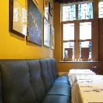 Le Petit Restaurant's interior