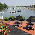 Cohasset Harbor From Harbor View Room