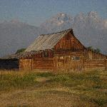 My favorite barn on Mormon Row
