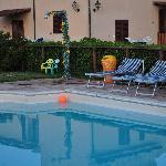 la piscina del Barbadoro