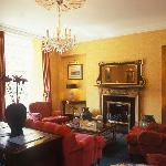 Why not help yourself to tea/coffee and homemade cookeis from the larder in our drawing room?...