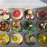 cup cakes to takeaway