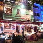 Oceans 7  Restaurant Foto
