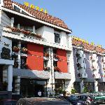 Foto de Hotel Coroana De Aur