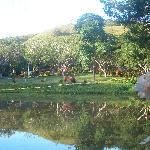 Rodeado de paisajes hermosos