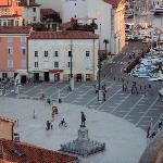 Old town of Piran
