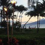 View Lanai and Molokai from Westin