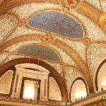 The Tiffany ceiling at Macy's