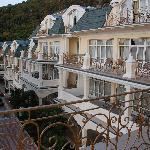 Hotel Rooms - Black Sea View