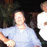 mio marito ed Irina