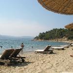 Christos' Beach - Agia Eleni