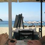 Taverna on Troulos Beach