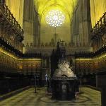 Sevilla Cathedral sept 2011