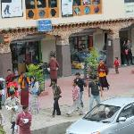 Thimphu hustle and bustle