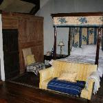 Old Priory at Dunster Foto